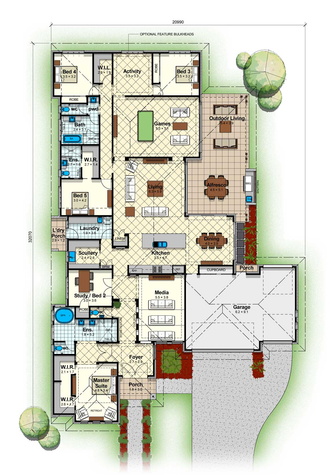 Sapphire Manor